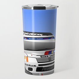 Peugeot 205 T16 Turbo  Travel Mug