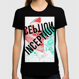 Inception - Movie Inspired Art T-shirt