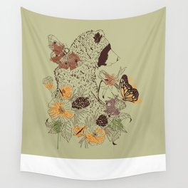 Northern Bear Wall Tapestry