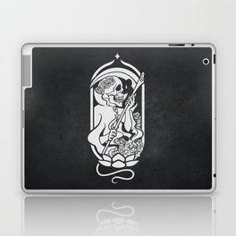 Death Tarot Laptop & iPad Skin