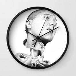 La Passion de Jeanne d'Arc Wall Clock