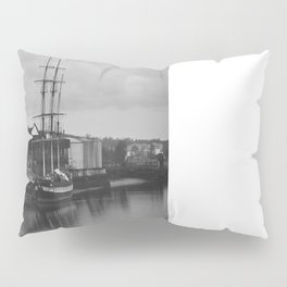 Famine Ship Dunbrody Pillow Sham