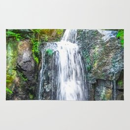 Lumsdale Falls. Rug