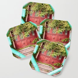 Greenery Coaster