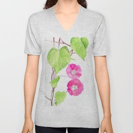 Love In The Morning Unisex V-Neck