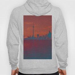 CN Tower skyline Hoody