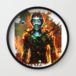 dead space Wall Clock