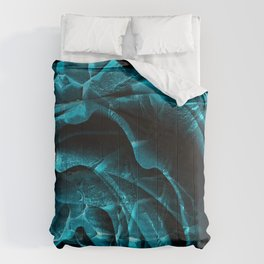 Nuclear Winter Rose Comforters