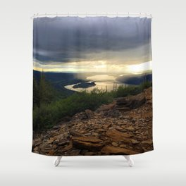 Angel's Rest Shower Curtain