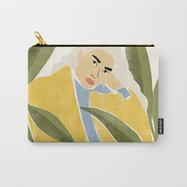Thinking Carry-All Pouch