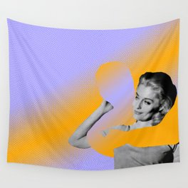 Bad Listener Wall Tapestry