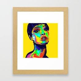 Kristi Framed Art Print