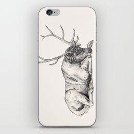 Stag // Graphite iPhone Skin