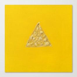 Tortilla Chip Canvas Print