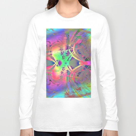 waves III plasticid Long Sleeve T-shirt
