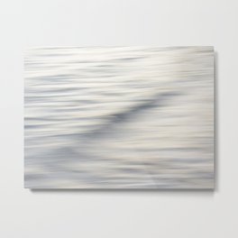 Silent Waterscape Metal Print