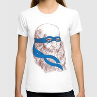 leonardo T-shirts featuring Leonardo by Fresco Umbiatore