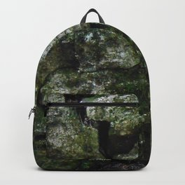 Stone Texture Backpack
