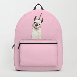 Unicorn Llama Backpack