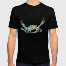 Colorful Blue Crab T-shirt
