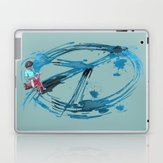 Peace Ain't Hard Laptop & iPad Skin