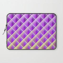 Deep Magic Grid 02 Laptop Sleeve