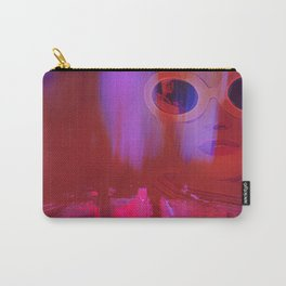 Electric City Girl Carry-All Pouch