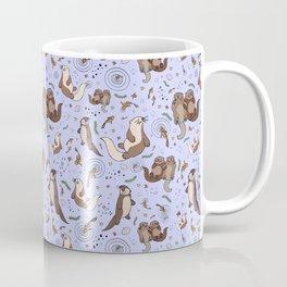 Sea Otters Coffee Mug
