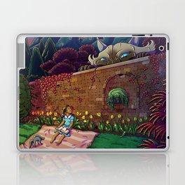 Amy In Wonderland Laptop & iPad Skin
