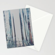 Watercolor Forest Stationery Cards