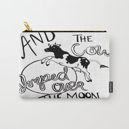 Flying Cow  Carry-All Pouch