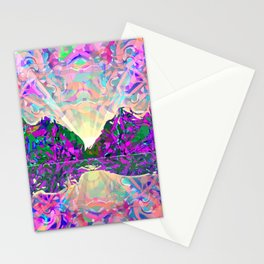 Northern Landscape Stationery Cards