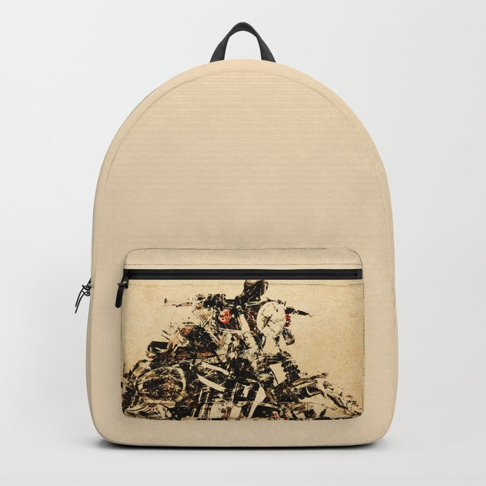 Magnetic Backpack