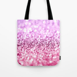 Glamorous Glitter  Tote Bag