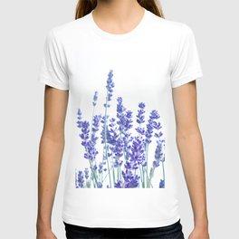 Fresh Lavender #3 #decor #art #society6 T-shirt
