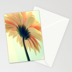 Flower in the spring Stationery Cards