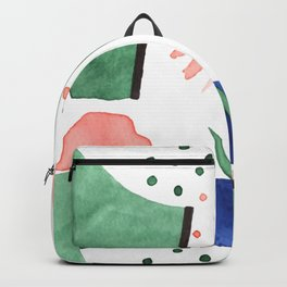 Bubblegum garden Backpack