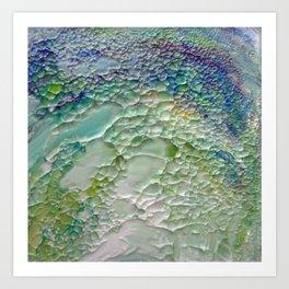 Coral Sea Art Print