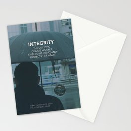 INTEGRITY (General) Stationery Cards