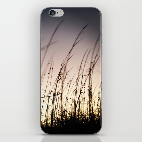 Sunset on Tybee iPhone & iPod Skin