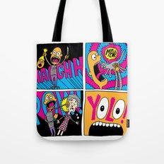 YOLO RAMPAGE! Tote Bag