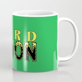 Weird Fiction Logo Coffee Mug