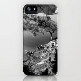 Golden Pavilion iPhone Case