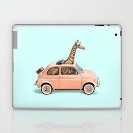 GIRAFFE CAR Laptop & iPad Skin