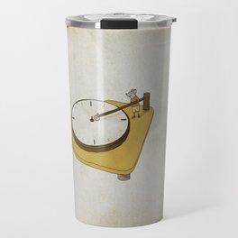 Manage your time Travel Mug