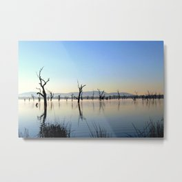 The keepers of the Lake Metal Print