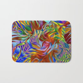 Tropic life I Bath Mat