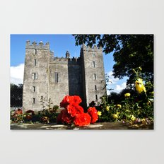 Bunratty Roses Canvas Print