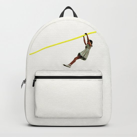 Zip Wire Backpack
