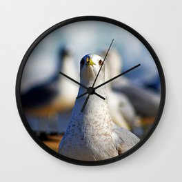 Whatcha Doin'? Wall Clock